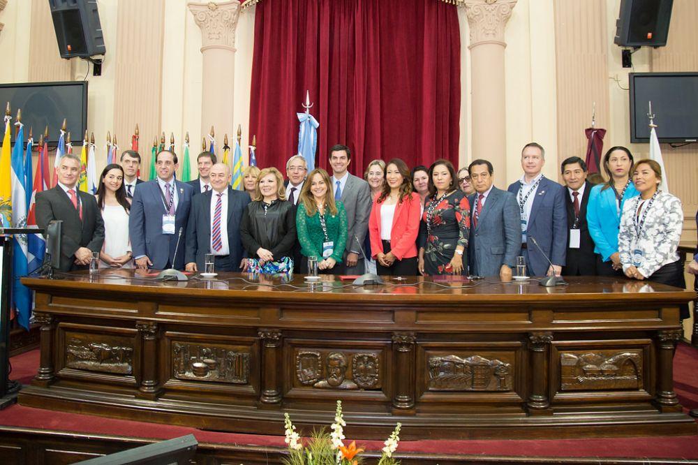 XV Asamblea General de Parlamentarios de las Americas