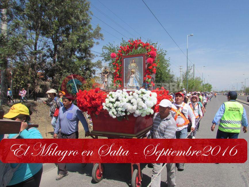 Milagro 2016 - Salta