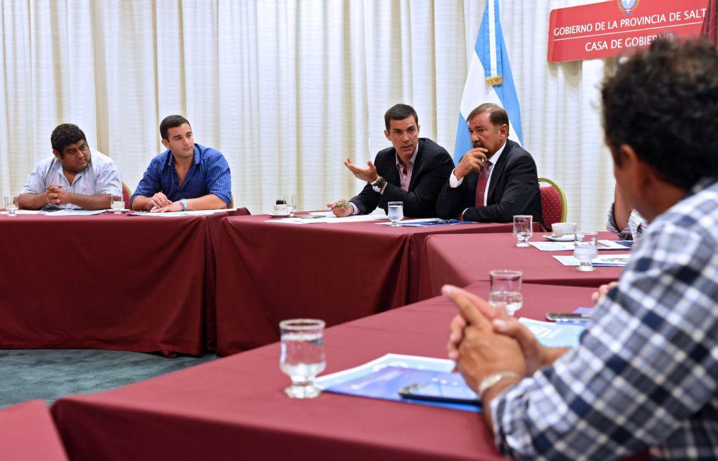 La Provincia e intendentes del área metropolitana pondrán en marcha el Plan de Políticas Sustentables
