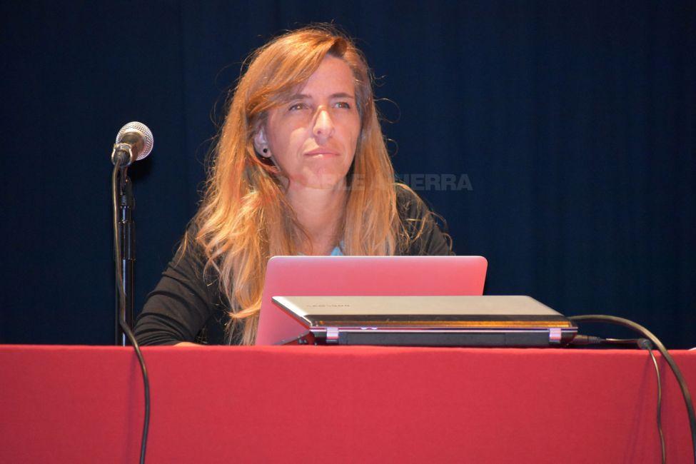 Seminario Intensivo de Periodismo Digital en Salta. 27 de Marzo de 2017.