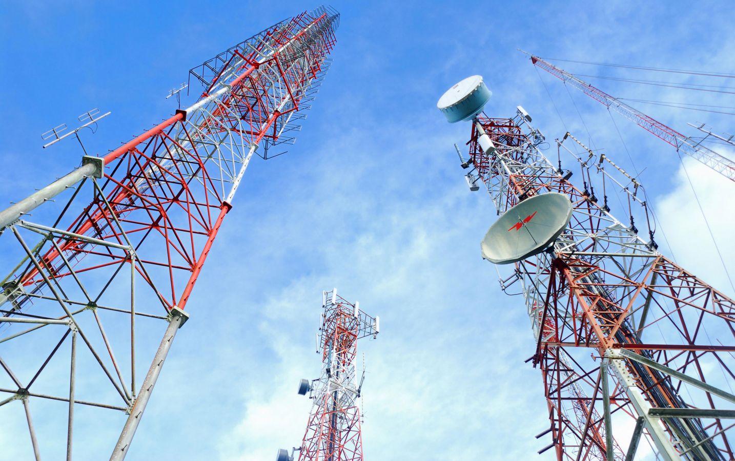 Resultado de imagen para antenas telecom