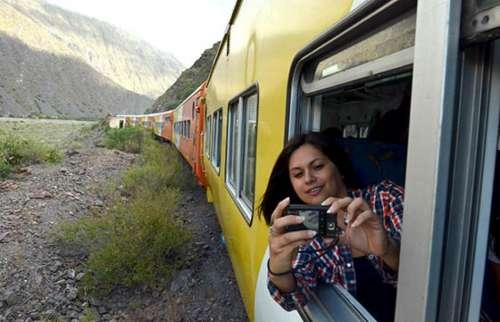 Desde el sábado vuelve a funcionar el Tren a las Nubes.