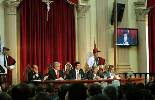 Urtubey informará sobre su gestión en la Apertura de Sesiones del Legislativo