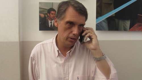 """""""Con voto papel, Rodolfo también le ganó a Romero""""."""