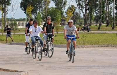 Actividades en el Parque del Bicentenario para el fin de semana.
