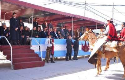 La ciudad de El Bordo será sede de los actos oficiales del 25 de Mayo.