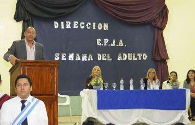 Educación lanzó la Semana de la Educación para Adultos.