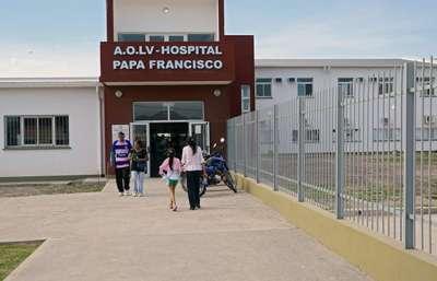 El hospital Papa Francisco celebra su aniversario y la exitosa campaña de Salud Ocular.