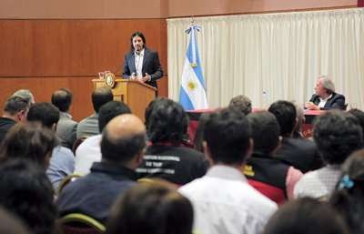 Salta será la primera provincia en el país que estudiará su sistema de transporte de manera integral.