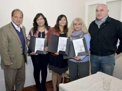 Reconocimiento internacional a dos docentes salteñas.