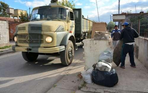 Hoy se cumple la segunda jornada del operativo municipal de descacharrado