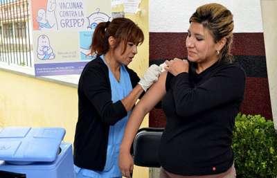 Continúa la vacunación antigripal en toda la provincia