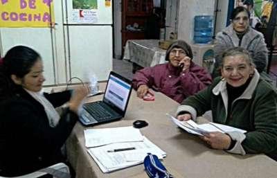 el operativo de la tarifa social para jubilados se hará en Capital, Rosario de Lerma y La Merced