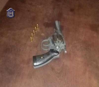 Detienen al presunto autor de disparos en barrio Nueva Esperanza