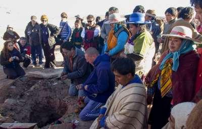 En Tolar Grande culminará la Fiesta Nacional de la Pachamama de los Pueblos Andinos