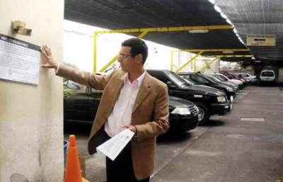Defensa del Consumidor detectó irregularidades en playas de estacionamiento