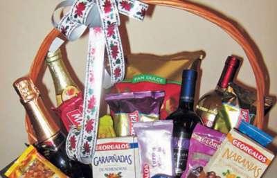 Convenio del Ministerio de Gobierno y comercios para una canasta navideña