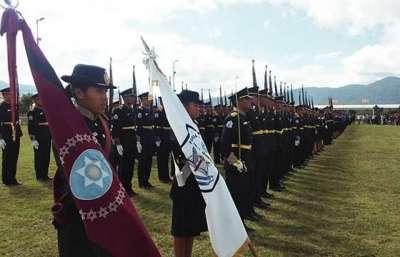 Actividades por el mes aniversario de la Policía de la Provincia