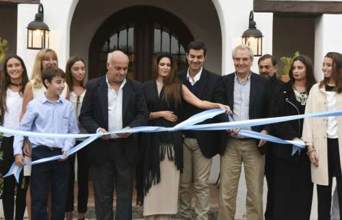 Primer emprendimiento hotelero de Guachipas