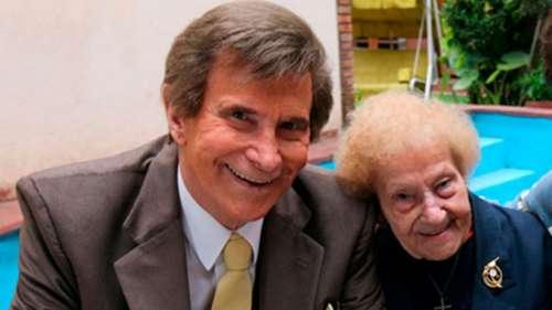 Increible pero real: Silvio Soldán desmintió la muerte de Tita