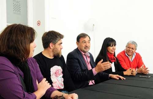 Presentaron el programa Murales de Arte Contemporáneo