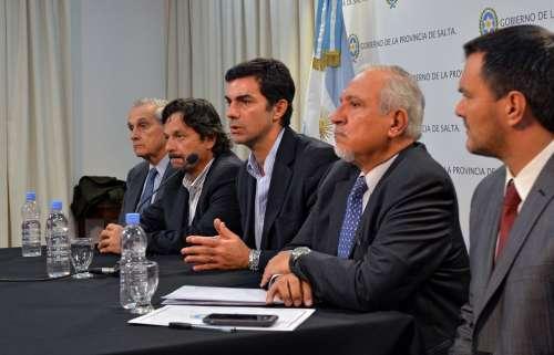 Urtubey inició una nueva ronda de diálogo político