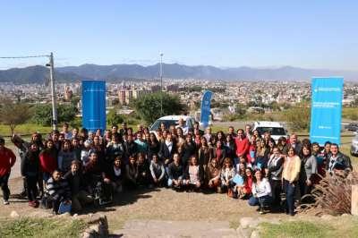 Nación fortalece 130 organizaciones sociales de Salta