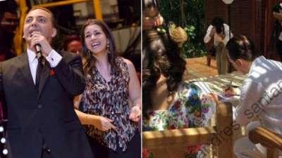 Cristian Castro se casó por tercera vez: detalles de su boda secreta