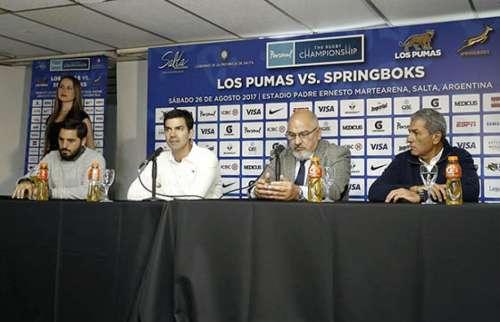Excelente: Los Pumas vuelven a jugar en Salta