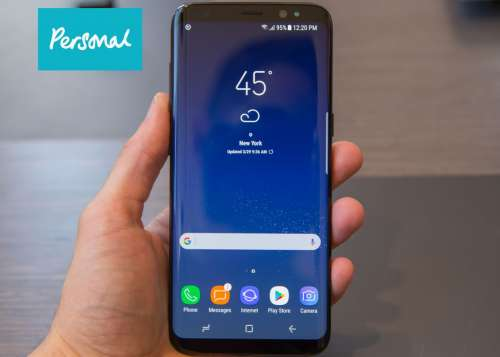 Imperdible: Galaxy S8 y S8+ de Personal