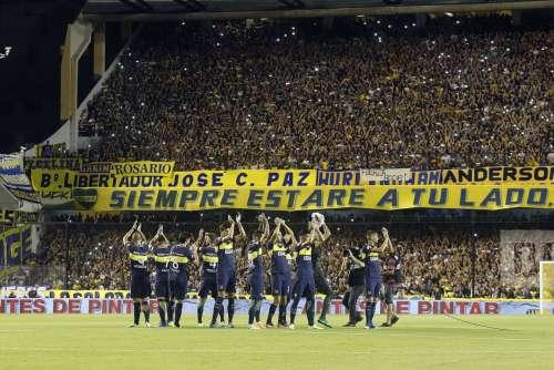 Boca gritó Campeón