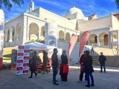 Salta promociona sus atractivos turísticos en Córdoba y Ushuaia