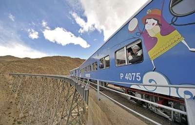 El Tren a las Nubes es uno de los atractivos más elegidos