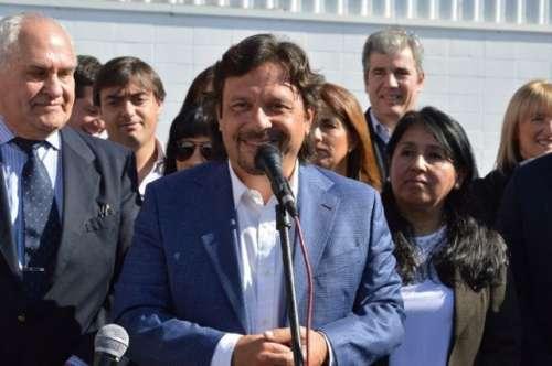 """Sáenz: """"Hoy el Estado municipal está haciendo historia"""""""