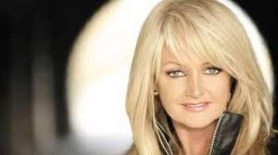 """Bonnie Tyler cantó """"Total Eclipse of the Heart"""" en el eclipse"""