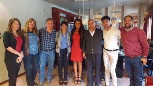Moreno y Leiva tienen el apoyo de Unión Victoria Popular