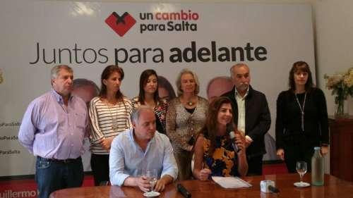 Bettina Romero presentó sus propuestas legislativas