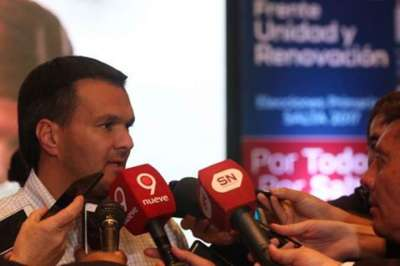 """""""El objetivo es que Zottos sea el más votado y recuperar la senaduría"""""""