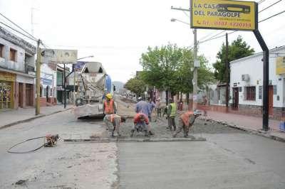Excelente: se habilitaron al tránsito 49 frentes de obras en la ciudad
