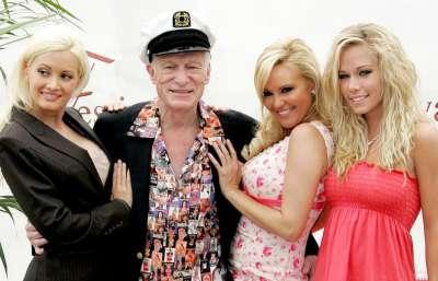 Una leyenda: Murió Hugh Hefner, el fundador de la revista Playboy