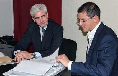 Ovejero y Lavallén analizaron el impacto de las refacciones en el aeropuerto Salta