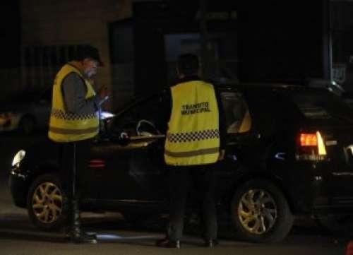 Casi la mitad de los vehículos retenidos por Tránsito fueron por alcoholemia positiva