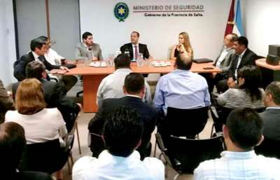 Investigadores participaron del Seminario sobre Legislación de Delitos Complejos