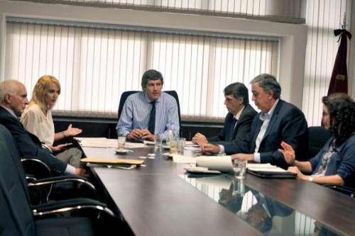 Muy positivo: mitin de funcionarios provinciales y legisladores nacionales
