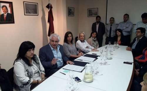 Acuerdo: Cooperadora Asistencial y el Observatorio de Violencia contra la Mujer