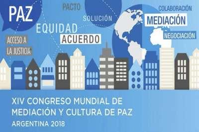 Presentan mañana en Salta el Congreso Mundial de Mediación