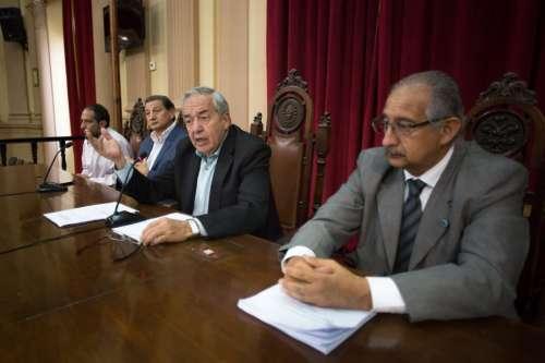 Redacción de la Carta Orgánica: reunión de convencionales municipales