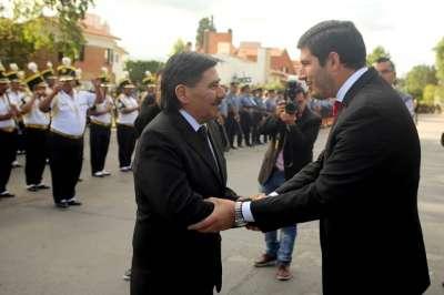 La Policía de Salta fue homenajeada en el 193 aniversario de su creación