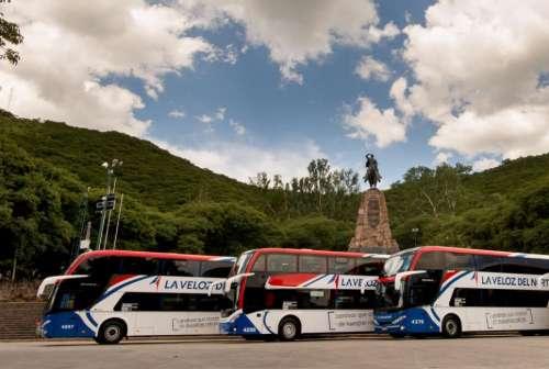 La Veloz del Norte te lleva y trae al Aeropuerto de Jujuy