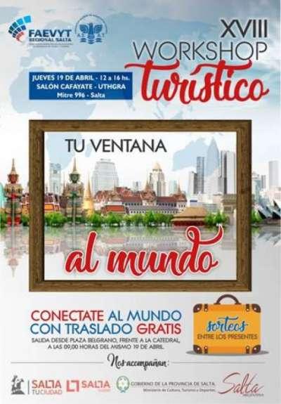 XVII Workshop de la Asociación Salteña de Agencias de Turismo